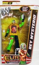 WWE Mattel - Rey Mysterio (Elite Collection Série 18)