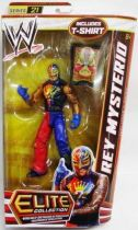 WWE Mattel - Rey Mysterio (Elite Collection Série 21)