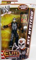WWE Mattel - Rey Mysterio (Elite Collection Série 24)
