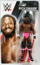 WWE Mattel - Rich Swann (2017 Basic Superstar series 80)