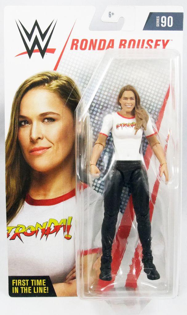 WWE Mattel - Ronda Rousey (2018 Basic Superstar series 90)