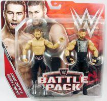 WWE Mattel - Sami Zayn & Kevin Owens (Battle Pack Series 44)
