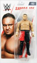 WWE Mattel - Samoa Joe (2018 Basic Superstar series 92)