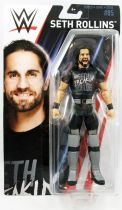 WWE Mattel - Seth Rollins (2018 Basic Superstar Series 85)