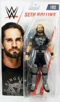 WWE Mattel - Seth Rollins (2018 Basic Superstar series 92)