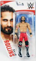 WWE Mattel - Seth Rollins (2020 Basic Superstar series 116)