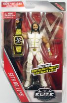 WWE Mattel - Seth Rollins (Elite Collection Série 45)