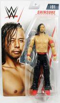 WWE Mattel - Shinsuke Nakamura (2018 Basic Superstar series 91)