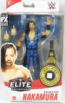 WWE Mattel - Shinsuke Nakamura (Elite Collection Série 81)