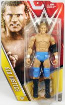 WWE Mattel - Sid Justice (2016 Basic Superstar series 63)