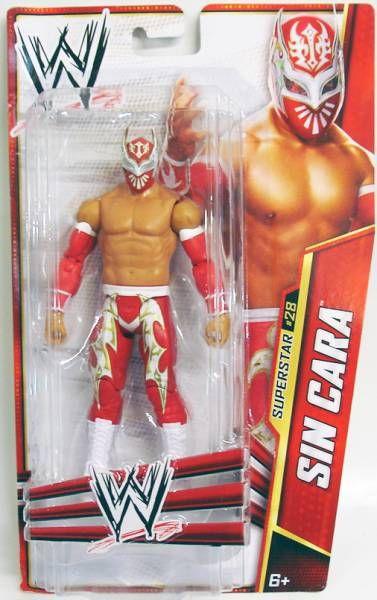 WWE Mattel - Sin Cara (2013 Basic Superstar #28)