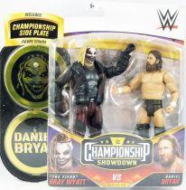 WWE Mattel - The Fiend Bray Wyatt & Daniel Bryan (Championship Showdown Series 3)