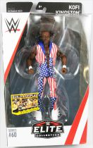 WWE Mattel - The New Day\'s Kofi Kingston (Elite Collection Série 60)