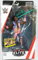 WWE Mattel - The New Day\'s Xavier Woods (Elite Collection Série 60)