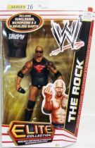 WWE Mattel - The Rock (Elite Collection Série 16)
