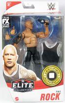 WWE Mattel - The Rock (Elite Collection Série 81)