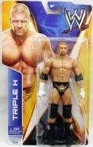 WWE Mattel - Triple H (2014 Basic Superstar #04)