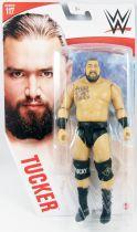 WWE Mattel - Tucker of Heavy Machinery (2020 Basic Superstar Series 117)