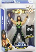 WWE Mattel - X-Pac (Elite Collection Série 33)