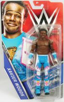 WWE Mattel - Xavier Woods (2016 Basic Superstar series 67)