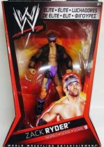 WWE Mattel - Zack Ryder (Elite Collection Série 9)