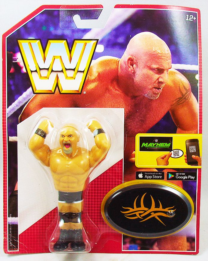WWE Mattel Retro Figures - Goldberg (Series 3)