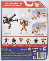 WWE Mattel Retro Figures - Ultimate Warrior (Series 1)