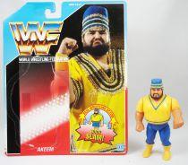 WWF Hasbro - Akeem (loose avec carte USA)