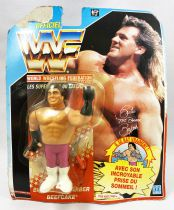 WWF Hasbro - Brutus The Barber Beefcake v.1 (Spain card)