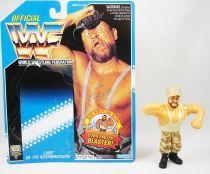 WWF Hasbro - Bushwhackers Luke (loose avec carte USA)