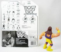 WWF Hasbro - Crush v.1 (loose avec carte USA)