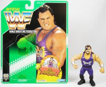 WWF Hasbro - Crush v.2 (loose with USA cardback)