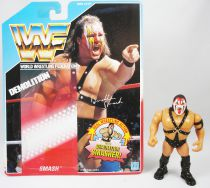 WWF Hasbro - Demolition Smash (loose with USA cardback)