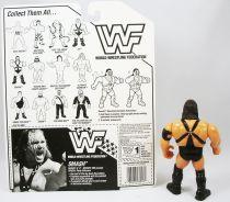 WWF Hasbro - Demolition Smash (loose with USA cardback)