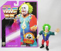WWF Hasbro - Doink The Clown (loose with USA cardback)