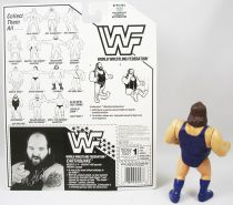 WWF Hasbro - Earthquake (loose with USA cardback)