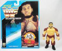 WWF Hasbro - Giant Gonzalez (loose avec carte USA)