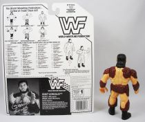 WWF Hasbro - Giant Gonzalez (loose with USA cardback)