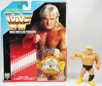WWF Hasbro - Grteg The Hammer Valentine (loose with USA cardback)