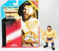 WWF Hasbro - Hacksaw Jim Duggan v.1 (loose with USA cardback)