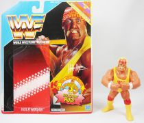 WWF Hasbro - Hulk Hogan v.2 (loose with USA cardback)