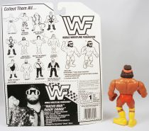 WWF Hasbro - Macho Man Randy Savage v.1 (loose with USA cardback)
