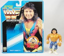 WWF Hasbro - Marty Jannetty (loose with USA cardback)