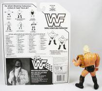 WWF Hasbro - Million Dollar Man Ted DiBiase v.3 (loose avec carte USA)