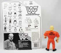 WWF Hasbro - Nailz (loose avec carte USA)