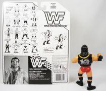 WWF Hasbro - Razor Ramon v.1 (loose avec carte USA)