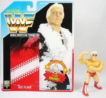 WWF Hasbro - Ric Flair (loose with USA cardback)