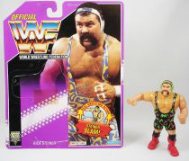WWF Hasbro - Rick Steiner (loose with USA cardback)