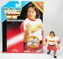 WWF Hasbro - Rowdy Roddy Piper (loose with USA cardback)