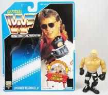 WWF Hasbro - Shawn Michaels v.2 (loose with USA cardback)